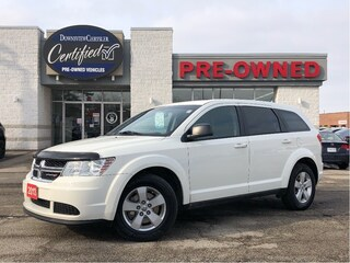 2013 Dodge Journey Canada Value Package Crossover