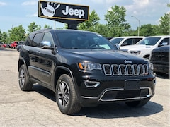 2020 Jeep Grand Cherokee Limited – Power Sunroof, Navigation