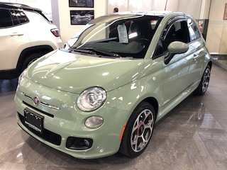 2016 FIAT 500 Sport Coupe