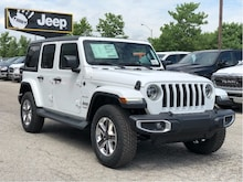 2019 Jeep Wrangler JL Unlimited Sahara – Cold Weather Group, NAV & Sound, Dual Top Group,