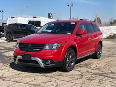2019 Dodge Journey Crossroad AWD – Sunroof, DVD, NAV, Flexible Seating Group