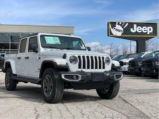 2020 Jeep Gladiator Overland - Leather, NAV/Sound, Hardtop, Cold Weather, LED L