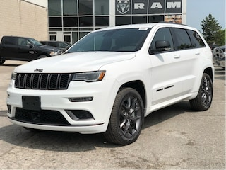 2020 Jeep Grand Cherokee Limited X – Dual Pane Sunroof, Alpine Speakers, Protech Grou