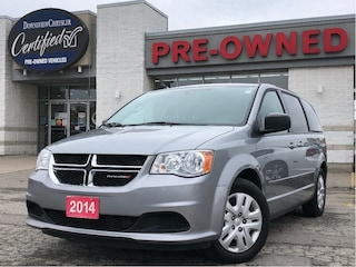 2014 Dodge Grand Caravan SXT Full Stow 'n Go Minivan