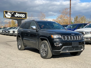 2020 Jeep Grand Cherokee Limited – Luxury Group II, ProTech Group
