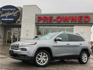 2014 Jeep Cherokee North w/8.4 Screen, Heated Seats, Remote Start SUV