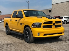 2019 Ram 1500 Classic Express Stinger Yellow 4x4 Truck Crew Cab