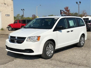 2019 Dodge Grand Caravan Canada Value Package – Backup Camera, Roof Rack