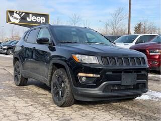 2020 Jeep Compass Altitude 4x4 – Navigation, Power Liftgate, Cold Weather, Popula