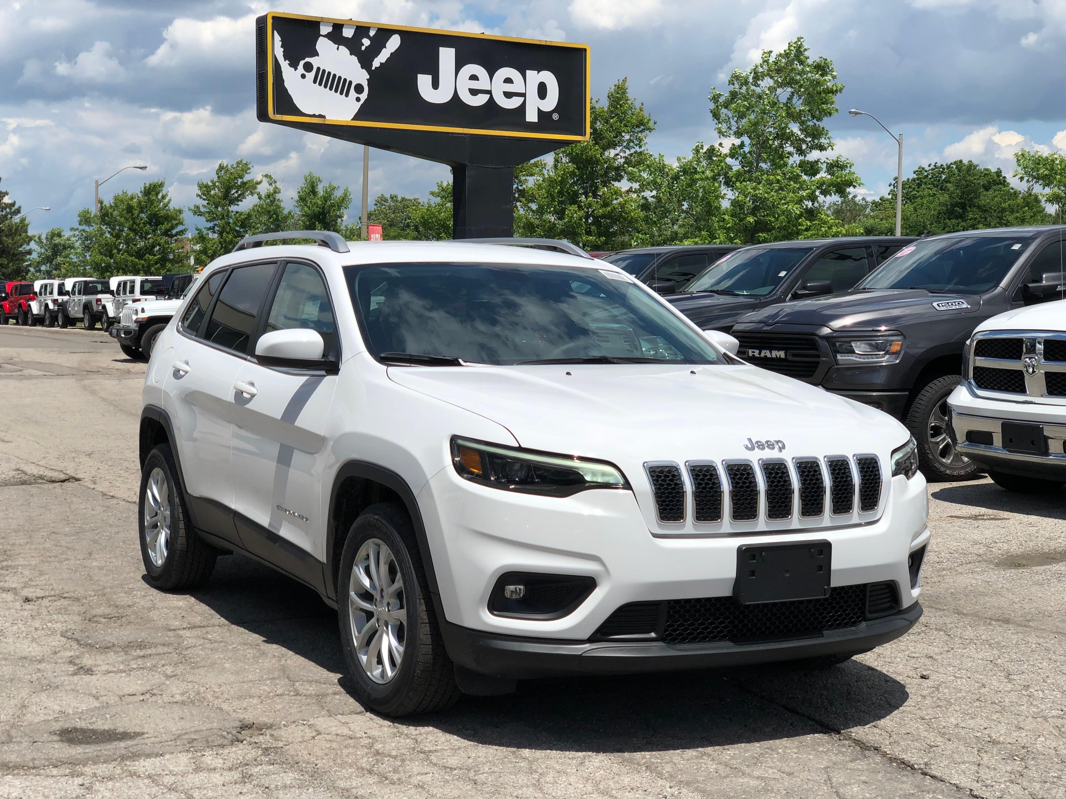 2019 Jeep Cherokee North FWD SUV