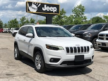 2019 Jeep Cherokee North FWD SUV