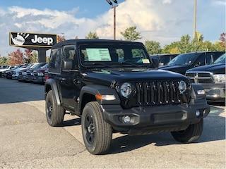 2018 Jeep Wrangler JL Sport - A/C, Backup Camera, Bluetooth