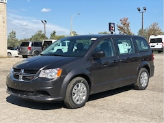2019 Dodge Grand Caravan Canada Value Package – Backup Camera, Climate Group