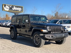2021 Jeep Wrangler Unlimited Sport 80th Anniversary - LED, Safety Group, Hardtop, Cold Weather, Convenience Group