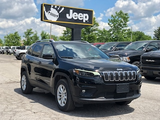 2020 Jeep Cherokee North 4x4 - Uconnect 8.4 w/NAV, Cold Weather Group