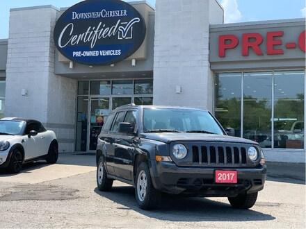 2017 Jeep Patriot Sport w/Auto, A/C, Cruise Control SUV