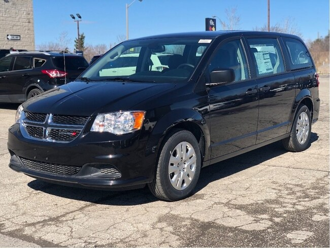 2019 Dodge Grand Caravan Canada Value Package – Backup Camera