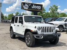 2019 Jeep Wrangler JL Unlimited Sahara – Dual Top Group, NAV & Sound Group, Remote Start,