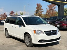 2019 Dodge Grand Caravan SXT Backup Camera, Uconnect Hands-Free, Climate Group