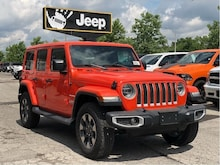 2019 Jeep Wrangler JL Unlimited Sahara SUV