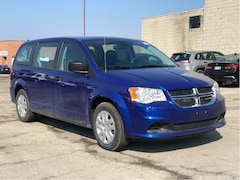 2019 Dodge Grand Caravan Canada Value Package – Backup Camera, Uconnect Hands-Free