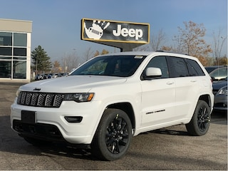 2021 Jeep Grand Cherokee Altitude - All-Weather Group, ProTech Group