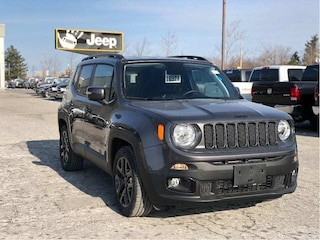2018 Jeep Renegade Altitude FWD - Cold Weather Group, Passive Entry, Remote Start