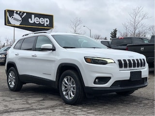 2019 Jeep New Cherokee North 4x4 - Cold Weather Group
