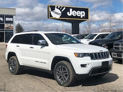 """2019 Jeep Grand Cherokee Limited – 8.4"""" NAV, Jeep Active Safety Group, Power Sunroo"""
