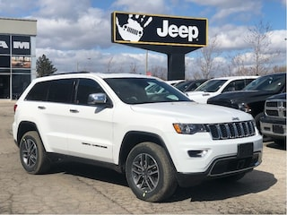 "2019 Jeep Grand Cherokee Limited – 8.4"" NAV, Jeep Active Safety Group, Power Sunroo"