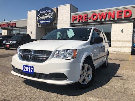 2017 Dodge Grand Caravan SE Plus w/Bluetooth Minivan