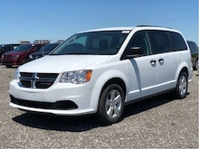 2019 Dodge Grand Caravan SE Plus - Roof Rack, Easy Clean Mats