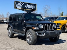 2020 Jeep Wrangler Unlimited North Edition – Trailer Tow, Proximity Entry