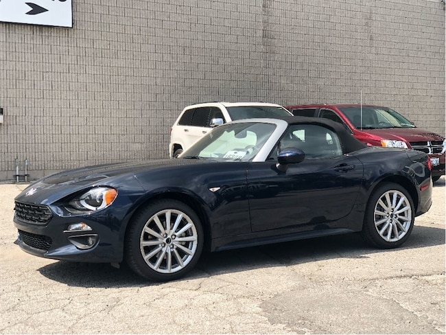 2019 FIAT 124 Spider Lusso - Visibility Group, Navigation & Sound Group, Conv