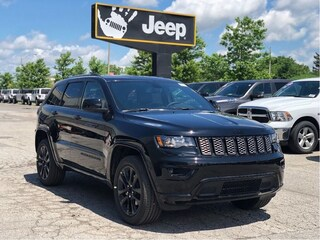 2019 Jeep Grand Cherokee Altitude – Power Sunroof, Alpine Speakers