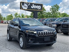2020 Jeep Cherokee North 4x4 – Uconnect 8.4 w/NAV, Cold Weather Group