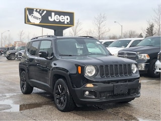 2018 Jeep Renegade Altitude - Cold Weather Group, Passive Entry, Remote Start