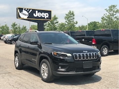 2019 Jeep New Cherokee North 4x4 – Cold Weather Group