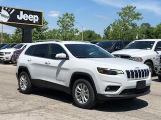 2019 Jeep New Cherokee North 4x4  – Cold Weather, Uconnect 4C w/ NAV