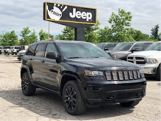 2019 Jeep Grand Cherokee Altitude – Power Sunroof, Alpine Speakers, All-Weather Grou