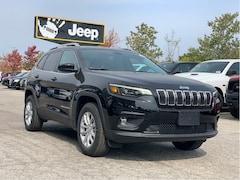 2021 Jeep Cherokee North 4x4 SUV