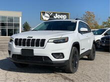 2021 Jeep Cherokee Altitude 4x4 - Advanced Safety, Sun & Sound