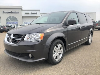 2020 Dodge Grand Caravan Crew Plus Van