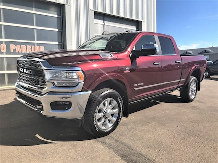 2019 Ram New 2500 Limited Truck Crew Cab
