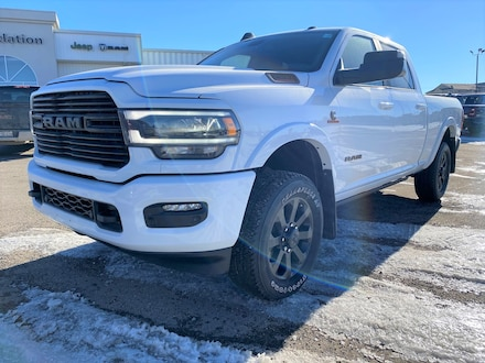 2021 Ram 2500 Laramie 4x4 Crew Cab 6.3 ft. box 149 in. WB