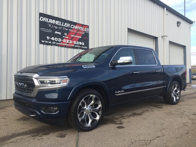 2020 Ram 1500 Limited Crew CAB 4X4 (144 Limited Pickup