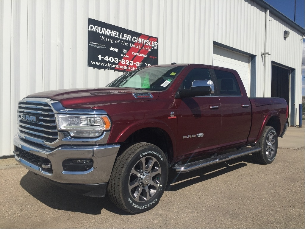 2019 Ram New 3500 Laramie Longhorn Truck Crew Cab