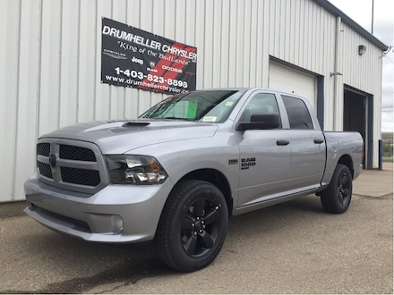 2019 Ram 1500 ST Crew Cab 4X4 (140.5 IN Base Pickup
