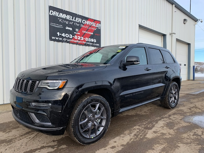 2020 Jeep Grand Cherokee Limited 4X4 Limited Wagon