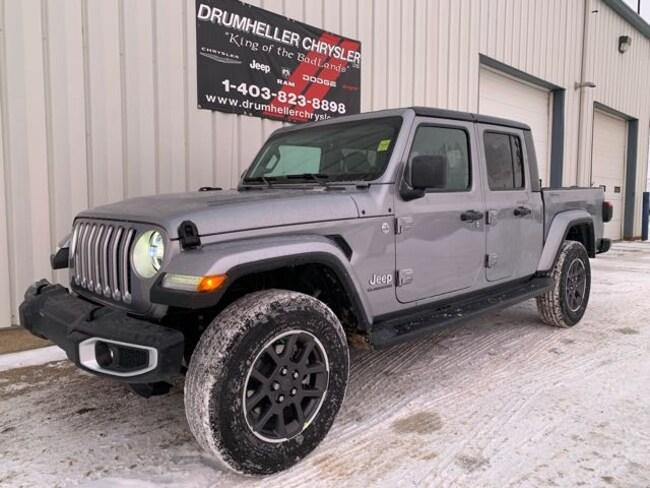 2020 Jeep Gladiator Overland 4X4 Overland Pickup